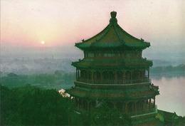 Pechino (Beijing, Cina) Palazzo D'Estate, Il Padiglione Della Fragranza Buddista - Cina