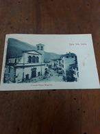 Cartolina Postale 1901, Val Sabbia, Vestone Piazza Maggiore - Brescia