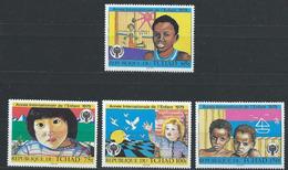 Tchad YT 365-368 XX / MNH - Chad (1960-...)