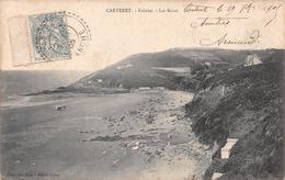 CARTERET - Falaise - Les Bains - Carteret