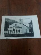 Cartolina Postale 1901, Val Sabbia, Bagolino Chiesa Di S. Rocco - Brescia