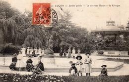 Luçon-jardin Public- Bon état - Lucon