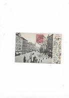 Carte Postale Ancienne Wien (Autriche) Alserstrasse  Carte Animée - Altri