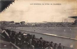92-COLOMBES-CARTE-PHOTO- VUE GENERALE DU STADE DE COLOMBES - Colombes
