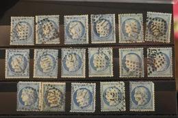 04/09/19-       LOT DE N°60  A VOIR!! - 1871-1875 Ceres