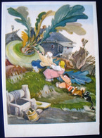 Contes Populaires Russes. Navet. - Fairy Tales, Popular Stories & Legends