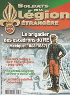 SOLDATS DE LA LEGION ETRANGERE N° 37 - Libri, Riviste & Cataloghi