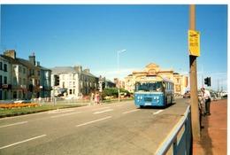 35mm ORIGINAL PHOTO BUS N°144 UK HARLOW ESSEX  - F184 - Photographs