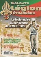 SOLDATS DE LA LEGION ETRANGERE N° 39 - Libri, Riviste & Cataloghi
