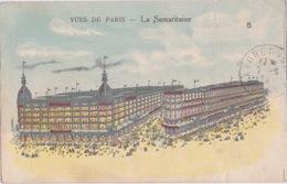 PARIS (75) - Grands Magasins La Samaritaine - 1929 - Meter Et Gendre - N°5 Couleur - Frankreich