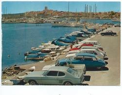 Antibes Le Nouveau Port Citroën DS - Antibes