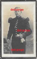 Oorlog Guerre August Van Oost Vinkt SOLDAAT Fort St Katelijne Waver Gesneuveld In Het Fort Okt 1914 Van Doorne Vesting - Andachtsbilder