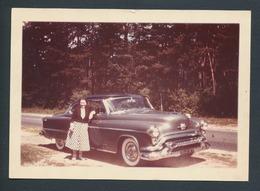 Photo Voiture Americain 1955 - Automobili