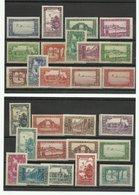 Algérie Série  N° 101/ 126 Neufs** MNH Complète, Cote YT 81€ 90 - Algerien (1924-1962)