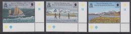 South Georgia 2000 Sir Ernest Shackleton 3v (corner) ** Mnh (44592D) - Zuid-Georgia