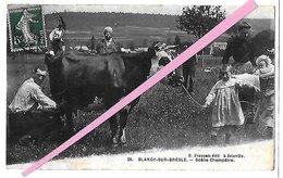 BLANGY SUR BRESLE         Scéne Champetre ( Reproduction) - Blangy-sur-Bresle