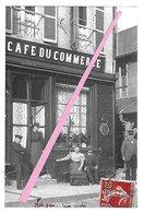 BLANGY SUR BRESLE  CAFE DU COMMERCE  Maison CONTANT  ( Reproduction) - Blangy-sur-Bresle
