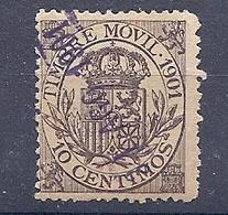 190031982  ESPAÑA  EDIFIL  FISCALNº  21 - Steuermarken/Dienstpost