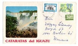 Argentine Argentina Cataratas Del Iguazu - Argentina