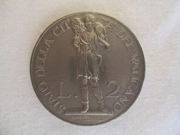 Vatican: 2 Lire 1932 - Vatican