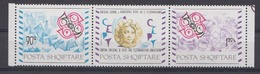 Albania 1992 Admission CEPT 2v  Strip + Label ** Mnh (44596) - Europese Gedachte