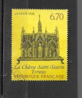2926  OBL  Y & T   Chasse De Saint Taurin à Evreux   «Série Artistique»  15A/27 - Used Stamps