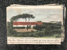 LA PANNE - De Panne  - Frontiere - Hammeau De Mol - Ed. Th Van Den Heuvel - De Panne