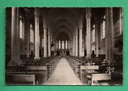 44 Loire Atlantique Haute Goulaine Interieur De L ' Eglise  (format 8,8cm  X 14cm ) - Haute-Goulaine
