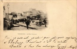 CPA CHERBOURG - Le Pont Tournant (128357) - Cherbourg