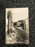 Lombardsijde - Middelkerke - Tranchee Allemand Lombarsijde 14-18 - FOTO-postkaart - Middelkerke