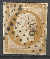 FRANCE - Oblitération Petits Chiffres LP 2056 MONTAIGU-VENDEE (Vendée) - Marcofilie (losse Zegels)