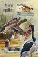 Mozambique, 2016. [moz16205] Birds (s\s+block) - Vögel