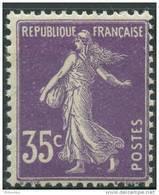 France (1907) N 142 ** (Luxe) - Ungebraucht