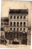 CPA ROYAN - Hotel Du Centre - Facade Donnant Sur La Mer (242223) - Royan