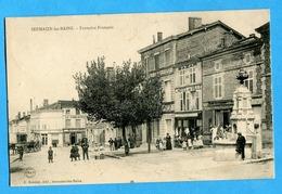 51 - Marne - Sermaize Les Bains -  Fontaine François - Bazar De L'Hotel De Ville (0269) - Sermaize-les-Bains