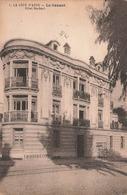 06 Le Cannet Hotel Norbert Cachet Daguin 1936 Visitez Le Cannet AM Madere De La France - Le Cannet