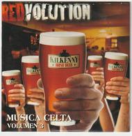 CD - MUSICA CELTA - VOLUMEN 3 REDVOLUTION - Musik & Instrumente