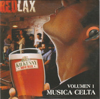 CD - MUSICA CELTA - VOLUMEN 1 REDLAX - Musik & Instrumente