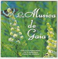 CD - LA MUSICA DE GAIA - Musik & Instrumente