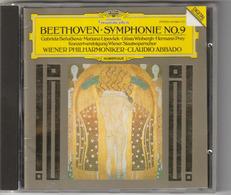 CD - BEETHOVEN - SYMPHONIE NO.9 - Klassik