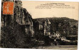 CPA LA ROQUE GAGEAC-Chateau De La MALARTRIE (233657) - Andere Gemeenten