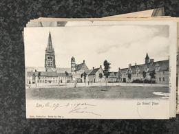 Lo - Loo - Grand Place - 1902 - Lo-Reninge