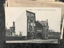 Luingne ( Mouscron) : Les Chalets De La Montagne D'Herseaux - Moeskroen