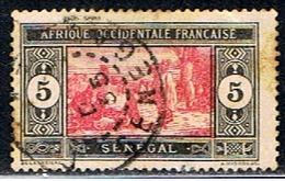 SÉNÉGAL 100 // YVERT 72 // 1922-26 - Usados