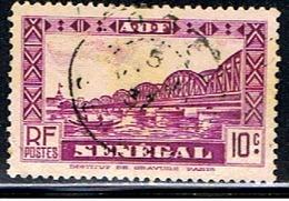 SÉNÉGAL 107 // YVERT 118 // 1935 - Usados