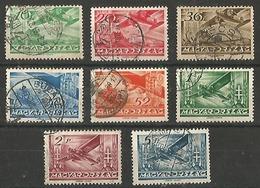 Timbre Pour La Poste Aerienne - Airmail