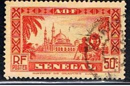 SÉNÉGAL 108 // YVERT 125 // 1935 - Usados