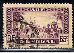 SÉNÉGAL 109 // YVERT 126 // 1935 - Usados