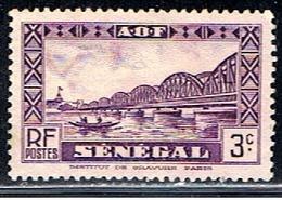 SÉNÉGAL 110 // YVERT 160 // 1939-40 - Usados
