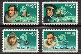 USA 1988 Antarctic Explorers - United States